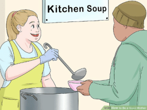 Fail, Good, and How To: Kitchen Soup  wiki How to Be a Good Mother How to fail your marketing class