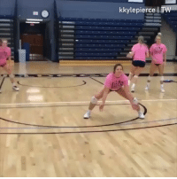 9gag, Memes, and Volleyball: kkylepierce ITW Toss the ball ! or the Bouquet ? 🏐 Follow @couple for more couplegoal - 🎥 : kkylepierce | TW - 9gag couple relationship propose volleyball wedding
