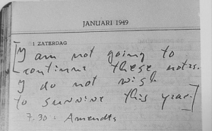 "klausmann1906:  ""I am not going to continue these notes. I do not wish to survive this year."" Klaus Mann, diary on 1. January 1949. Klaus Mann commited suicide this year - on 21. May, 1949 : klausmann1906:  ""I am not going to continue these notes. I do not wish to survive this year."" Klaus Mann, diary on 1. January 1949. Klaus Mann commited suicide this year - on 21. May, 1949"
