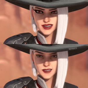 Tumblr, Blog, and Http: KLEMENTEV tiddyslicks: clockworkhooves:   sunnysundown:   klementev: if ashe looked a bit more like her age + even remotely similar to mccree's style in the reunion short     These people have never seen a woman before and they never will