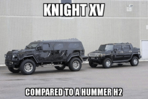 Club, Tumblr, and Blog: KNIGHTXV  COMPARED TOAHUMMERH2 laughoutloud-club:  For those who really need to compensate