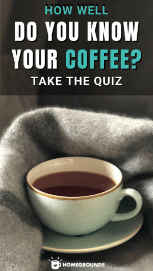Know everything there is to know about coffee? Coffee lovers try out these coffee quiz questions and see how well you do! #coffee #knowledge #quiz: Know everything there is to know about coffee? Coffee lovers try out these coffee quiz questions and see how well you do! #coffee #knowledge #quiz