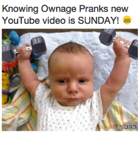 Get HYPE guys 😎 like this page to see even funnier things from us! ⇒ OwnagePranks: Knowing Ownage Pranks new  YouTube video is SUNDAY! Get HYPE guys 😎 like this page to see even funnier things from us! ⇒ OwnagePranks