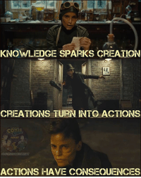 What did you guys think of Doctor Poison? I thought she functioned well as a secondary villain. She was SO twisted. That laugh that she had was PURE EVIL! I need to see this film again. What was your favorite scene?: KNOWLEDGE SPARKS CREATION  CREATIONS TURN INTO ACTIONS  ACTIONS HAVE CONSEQUENCES What did you guys think of Doctor Poison? I thought she functioned well as a secondary villain. She was SO twisted. That laugh that she had was PURE EVIL! I need to see this film again. What was your favorite scene?