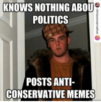 """This post was reposted using @the.instasave.app theinstasaveapp ・・・ """"Some people only know what the biased media and celebrities tell them about conservatives. It's pathetic! conservative USA MSM politics"""": KNOWS NOTHING ABOUT  POLITICS  POSTS ANTI-  CONSERVATIVE MEMES This post was reposted using @the.instasave.app theinstasaveapp ・・・ """"Some people only know what the biased media and celebrities tell them about conservatives. It's pathetic! conservative USA MSM politics"""""""