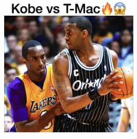 Kobe vs Tracy McGrady was an amazing face off🔥: Kobe vs TMac Kobe vs Tracy McGrady was an amazing face off🔥