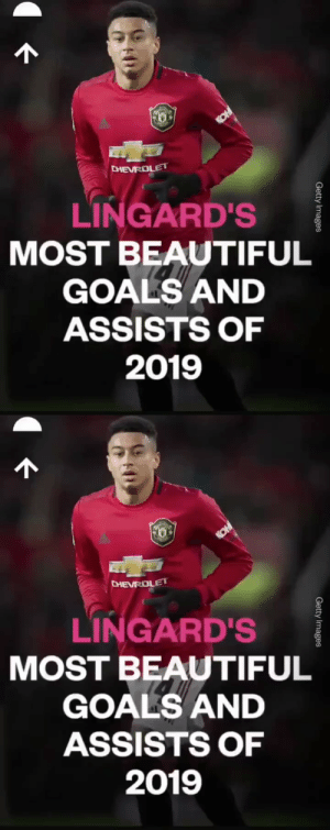 Jesse Lingard's Premier League goals and assists compilation of 2019.   One of the best out there!! https://t.co/kJLsVkD56H: KOH  CHEVROLET  LINGARD'S  MOST BEAUTIFUL  GOALS AND  ASSISTS OF  2019  Getty Images   KOH  CHEVROLET  LINGARD'S  MOST BEAUTIFUL  GOALS AND  ASSISTS OF  2019  Getty Images Jesse Lingard's Premier League goals and assists compilation of 2019.   One of the best out there!! https://t.co/kJLsVkD56H