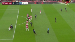Kolasinac taking the offside trap to next level https://t.co/wETgLesJ4M: Kolasinac taking the offside trap to next level https://t.co/wETgLesJ4M
