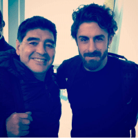 Memes, Argentinian, and Diego Maradona: Korea Republic, two Argentinian legends are in town! Diego Maradona and @pabloaimaroficial arrived today for Wednesday's U20WC draw 🇰🇷🇦🇷🏅
