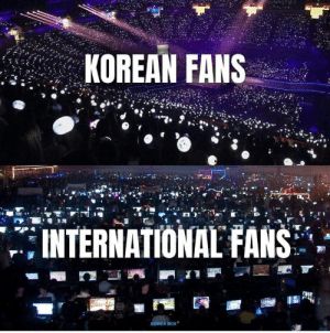 Memes, Korean, and International: KOREAN FANS  İNTERNATIONAL FÁNs: ,,  KOREA BOx Memes | Shared Folder | ARMY's Amino