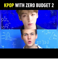 9gag, Memes, and Zero: KPOP WITH ZERO BUDGET 2 This is so EXTRA! Thanks @lankybox for the 9GAGFunOff video! 9gag kpop DNA BTS