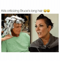 "Easter, Goals, and Kardashians: Kris criticizing Bruce's long hair Try Commenting ""Happy Easter"" with your eyes closed 🙈🐣 follow me (@kardashiianrelate) for more ⛅️ - - - - kyliejenner kimkardashian khloekardashian kourtneykardashian kendalljenner kim khloe kourtney kylie kim kendall krisjenner kuwtk likesreturned khlomoney kimk kimye kris instamood instagood followbackalways west disick kardashian jenner kardashians jenners kingkylie northwest saintwest goals - [copyrights go to E! Entertainment]"