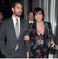 Kris Jenner's still super tight with her daughter's ex ... and she looks really happy about it. tmz scottdisick krisjenner nyfw: Kris Jenner's still super tight with her daughter's ex ... and she looks really happy about it. tmz scottdisick krisjenner nyfw