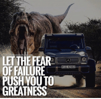 FEAR OF REGRET! LIKE IF YOU AGREE & TAG SOMEONE!: KTheGentlemensRulebook  LET THE FEAR  OF FAILURE  PUSH YOUTO  GREATNESS  42462 FEAR OF REGRET! LIKE IF YOU AGREE & TAG SOMEONE!