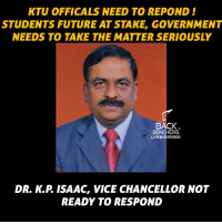 Prakash Javadekar , students need help... Please look into the matter !: KTU OFFICALS NEED TO REPOND  STUDENTS FUTURE AT STAKE, GOVERNMENT  NEEDS TO TAKE THE MATTER SERIOUSLY  BACK  BENCHERS  UTHEBACKBENCHERS  READY TO RESPOND Prakash Javadekar , students need help... Please look into the matter !
