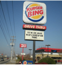 "Target, Tumblr, and Bing: KURGER  BING  DRIVE THRU  YES WE ARE AWARE  WE GOT A FUCKED UP SIGN  THANKS  ELLİ  KING <p><a href=""http://asianpanther.tumblr.com/post/172988158850/jazzliker-i-go-to-the-kurger-bing-i-buy-the"" class=""tumblr_blog"" target=""_blank"">asianpanther</a>:</p>  <blockquote><p><a href=""http://jazzliker.tumblr.com/post/165418700054/i-go-to-the-kurger-bing-i-buy-the-bamhurger"" class=""tumblr_blog"" target=""_blank"">jazzliker</a>:</p> <blockquote><p>i go to the kurger bing<br/>i buy the bamhurger</p></blockquote> <p><a href=""http://asianpanther.tumblr.com/post/172988158850/jazzliker-i-go-to-the-kurger-bing-i-buy-the"" class=""tmblr-truncated-link read_more"" target=""_blank"">Keep reading</a></p></blockquote>"