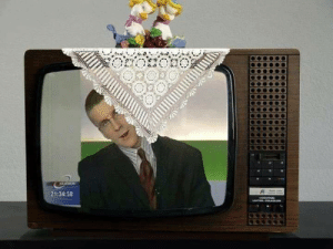 In soviet Russia the television watches you by Gravvua MORE MEMES: KURR  21:34:58 In soviet Russia the television watches you by Gravvua MORE MEMES