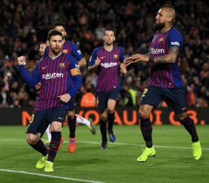 Leo Messi is top of the list in goals (26) and assists (12) in the top five European leagues this season.  What will he end the season with? 🤔: kuten  akuten Leo Messi is top of the list in goals (26) and assists (12) in the top five European leagues this season.  What will he end the season with? 🤔