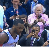 Albert Einstein, Funny, and Einstein: kVa John Wall's shot was so clutch that Albert Einstein used his time travel technology to come witness it https://t.co/ILV0DEwBjG