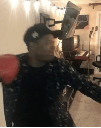 "Memes, 🤖, and Knockout: KyleMassey with the ""knockout shot"" Tag someone you can knock out! 🤣🥊 @kylemassey WSHH"