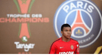 Kylian Mbappe will be presented as a PSG player on Monday. They have agreed a €180m deal with Monaco.😱: Kylian Mbappe will be presented as a PSG player on Monday. They have agreed a €180m deal with Monaco.😱
