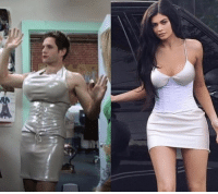 @kyliejenner slaying in dennis reynolds s-s 2007! who wore it better? (cred to michaelcerasofficial on tumblr): @kyliejenner slaying in dennis reynolds s-s 2007! who wore it better? (cred to michaelcerasofficial on tumblr)