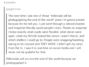 """My House, News, and Old People: kyraneko:  peppernine:  