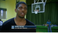 Kyrie Irving ended up being the real deal...to say the least. But who do you think will be the star to come out of this years draft??? nba nbadraft MakePlayz: KYRIE IRVING  2011 NBA DRAFT PROSPECT Kyrie Irving ended up being the real deal...to say the least. But who do you think will be the star to come out of this years draft??? nba nbadraft MakePlayz