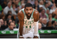 "Future, Kyrie Irving, and Celtics: Kyrie Irving when asked about his future with the Celtics:   Oct. 4, 2018: ""If you guys will have me back, I plan on re-signing here.""  Feb. 1, 2019: ""Ask me July 1...I don't owe anybody s--t."""