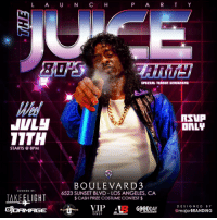 July 11th THE BIRTH HAPPENS!!! @thejuicemovie Launch Party!😳🙌🏾 RSVP to LINK in BIO NOW! It's LIST ONLY to get in!🤷🏾‍♂️😎 thejuicemovie juicylarry repost: L AU N C H  P A R T Y  SPECIAL TEASER SCREEnING  嵅  Wes  JILI  ITH  RSUP  ONLY  STARTS 8PM  BOULEVARD3  6523 SUNSET BLVD - LOS ANGELES, CA  SOUNDS BY:  AKEELIGHTCASH PRIZE COSTUME CONTEST S$  D ESIGNED BY  DAMAGE --E- V P ALT GOODDAY @majorBRANDİNG  ENTERTAINMENT  GRO UP  ENTERTAINMENT July 11th THE BIRTH HAPPENS!!! @thejuicemovie Launch Party!😳🙌🏾 RSVP to LINK in BIO NOW! It's LIST ONLY to get in!🤷🏾‍♂️😎 thejuicemovie juicylarry repost