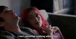 cant remember: l can't remember anything without you