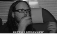kornyaf: satanic-girls-gone-wild:  Wise words from Jonathan Davis 💖    Me af : l feel like a dildo in a salad kornyaf: satanic-girls-gone-wild:  Wise words from Jonathan Davis 💖    Me af