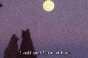 You, With You, and  Lives: l iould spend lives with you