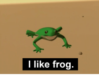 Target, Tumblr, and Yeah: l like frog dailyfrogs:reblog this post if u, too, like frog.  Yeah, i like France as much as the next guy