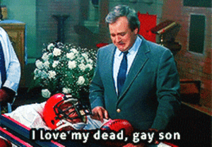 Tumblr, Blog, and Fave: l Love'my dead, gay son fandomempire28:  Me talking about all my fave characters