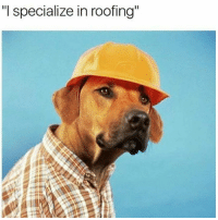 "Instagram and Roofing: ""l specialize in roofing Instagram: @punsonly"