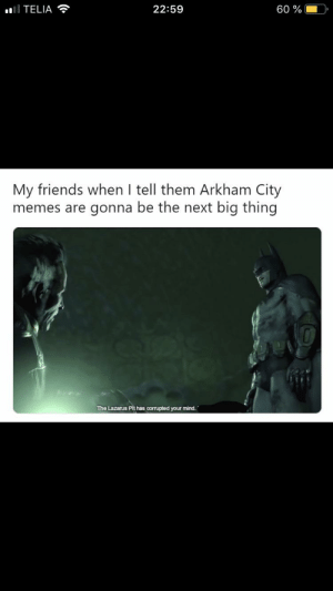 25+ Best Arkham City Memes | Sonned Memes, Youre Welcom