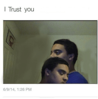 Beautiful, Tumblr, and Blog: l Trust you  6/9/14, 1:26 PM xbryan44x:  This story has been wild. I am so happy to see this young man finally come to terms with himself and build a loving and trusting relationship with himself. Beautiful.