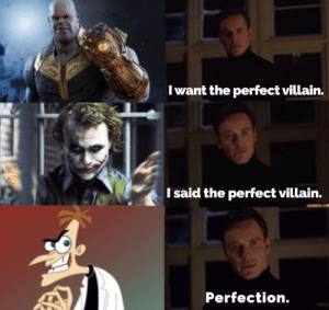 Europe, Villain, and What: l want the perfect villain.  I said the perfect villain.  Perfection. What's up Europe???