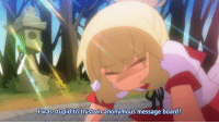 anime irl: l was stupid to trust an anonymous message board! anime irl