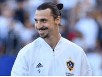 "Journalist: ""What's the difference between you and Messi?""  Zlatan Ibrahimovic: ""Actually, there's no difference. We'll both watch the Champions League final on TV."" https://t.co/i4UKcb1k2E: LA  adidas  HERBALIFE  NUTRIT Journalist: ""What's the difference between you and Messi?""  Zlatan Ibrahimovic: ""Actually, there's no difference. We'll both watch the Champions League final on TV."" https://t.co/i4UKcb1k2E"