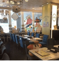 <p>If you go to Kirby Cafe alone, they will let you dine with a Waddle Dee. This is how society can learn to heal.</p>: La Paune <p>If you go to Kirby Cafe alone, they will let you dine with a Waddle Dee. This is how society can learn to heal.</p>