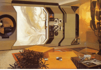 """Tumblr, Blog, and Http: lA  XR <p><a href=""""http://scifiseries.tumblr.com/post/166615415664/syd-mead-apartment-1971"""" class=""""tumblr_blog"""">scifiseries</a>:</p>  <blockquote><p>Syd Mead, apartment, 1971.</p></blockquote>"""