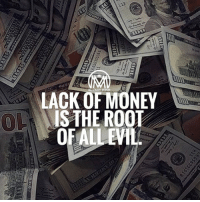 Memes, Money, and 🤖: LACK OF MONEY  IS THE ROOT  OF ALLEHL I would like to read your thoughts 👇Comment below🔥 millionairementor