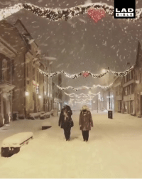 Christmas, Dank, and Norway: LAD  BIBL E Norway at Christmas time is just breathtakingly magical 😍❄️
