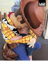 Memes, 🤖, and Joy: LAD  BIBL E This kid was overcome with joy when he met Woody 😁😍