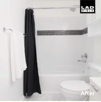 Dank, Bible, and Brilliant: LAD  BIBLE  After This bathroom renovation is absolutely incredible, what a brilliant job! 👏🏻👏🏻  Modern Builds