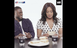 'This here ain't nothing but some god damn roach batter'. Kevin Hart and Tiffany Haddish trying Australian snacks is bloody hilarious 😂 🇦🇺  The Secret Life Of Pets 2 hits cinemas June 20.: LAD  BIBLE  AUSTRALIA  AB 'This here ain't nothing but some god damn roach batter'. Kevin Hart and Tiffany Haddish trying Australian snacks is bloody hilarious 😂 🇦🇺  The Secret Life Of Pets 2 hits cinemas June 20.