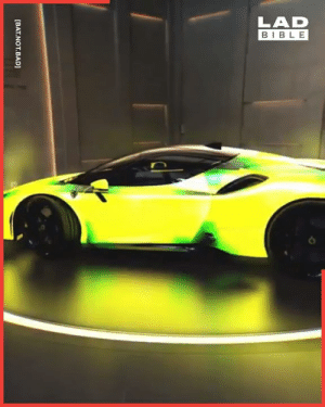We all know someone who'd love this colour changing Ferrari SF90... 👏: LAD  BIBLE  [BAT.NOT.BAD] We all know someone who'd love this colour changing Ferrari SF90... 👏
