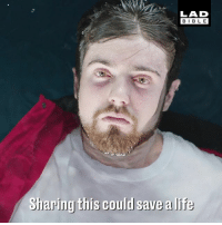 This video could genuinely save your life… RespectTheWater ad: LAD  BIBLE  BIBL E  Sharing this could save allf  Sharing this could save a li  Te This video could genuinely save your life… RespectTheWater ad